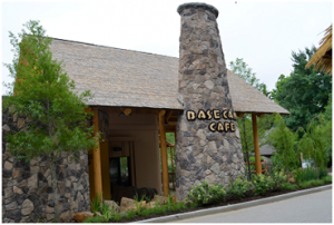 Picture of Base Camp Cafe restaurant