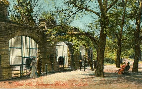 History Mission And Vision Cincinnati Zoo Amp Botanical