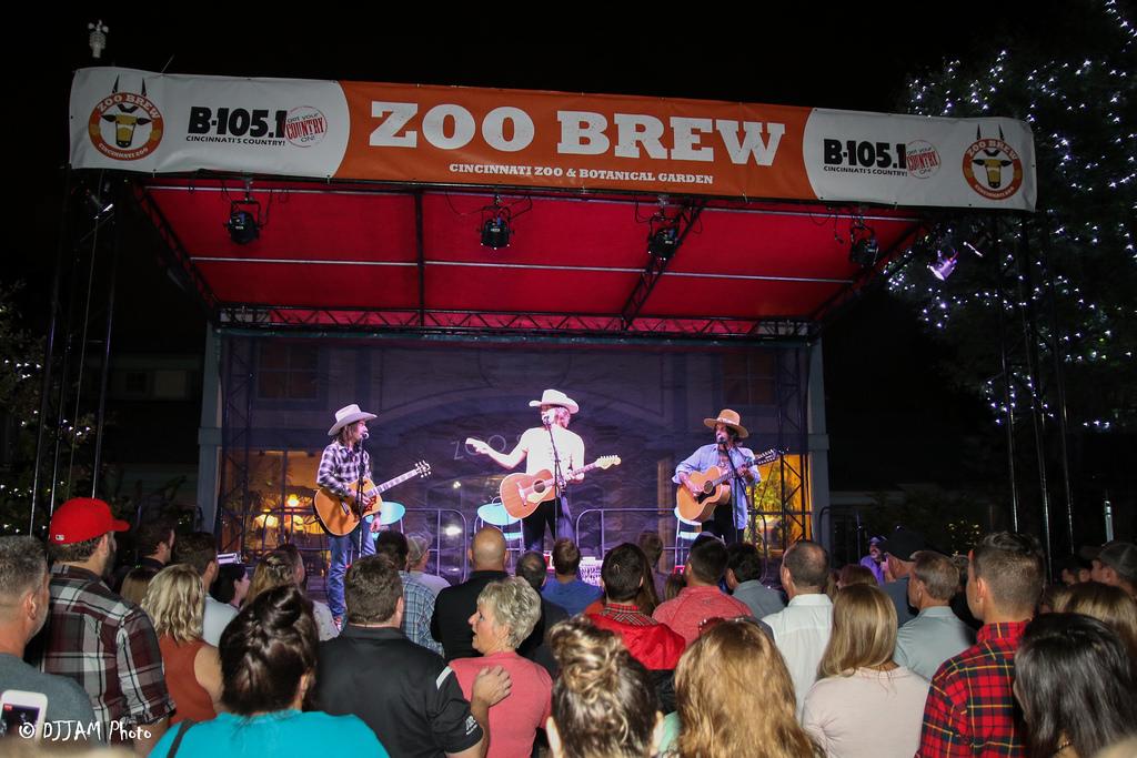 Zoo Brew concert
