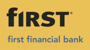 2018 First Financial Bank logo