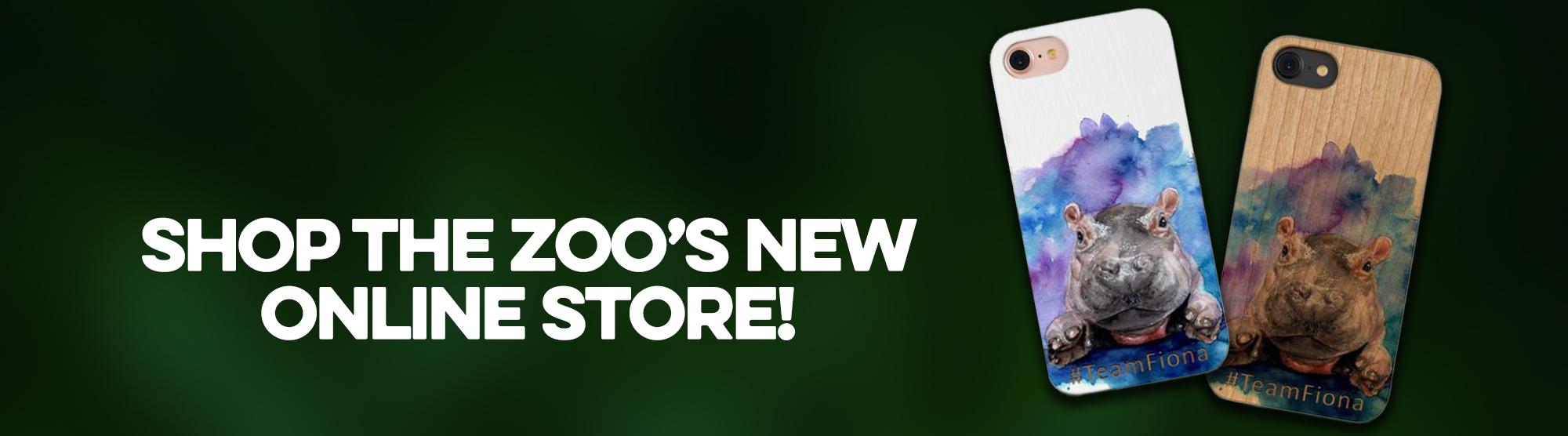 Shop online header