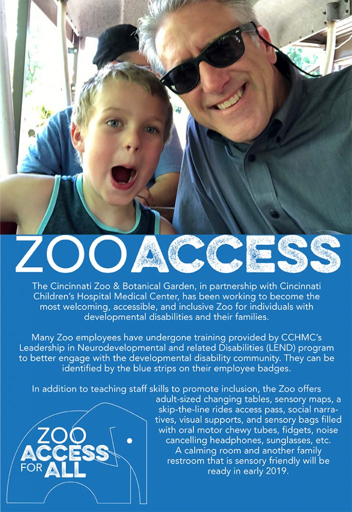 Zoo Access For All Cincinnati Zoo Botanical Garden