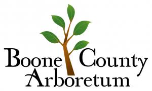 boone county arboretum logo