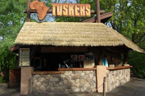 Picture of Tuskers restaurant