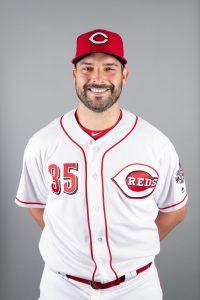 2019 Cincinnati Reds Photo Day