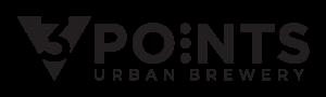 3 Points Urban Brewery Logo