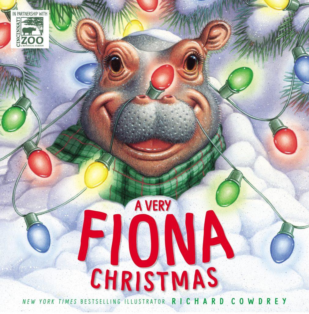 A Very Fiona Christmas Book Signing Cincinnati Zoo