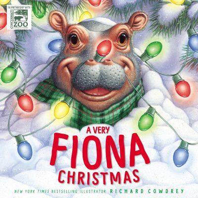 fiona christmas book