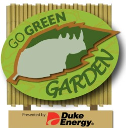 GO Green Garden Sign 1
