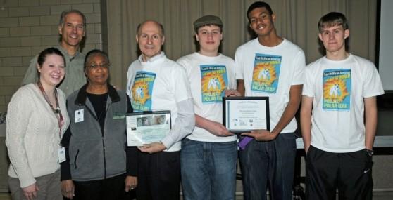 Care Bears Award Presentation