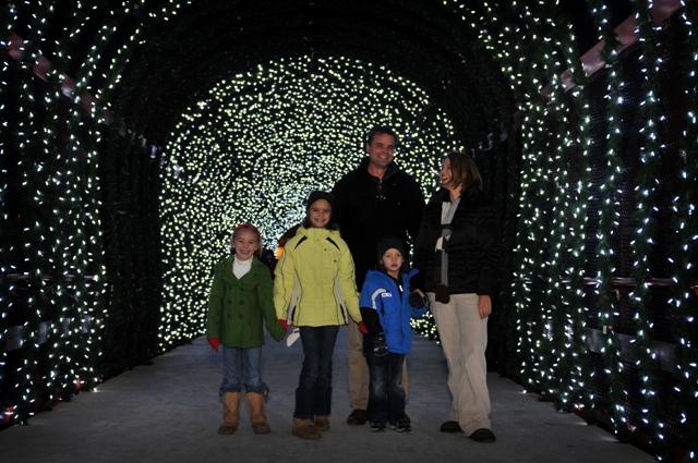 31st Annual Pnc Festival Of Lights 3400 Vine Street Cincinnati Oh Location Hours And Website