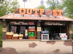 The Outpost - Menu