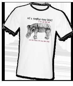 Sumatran Rhino T-shirt