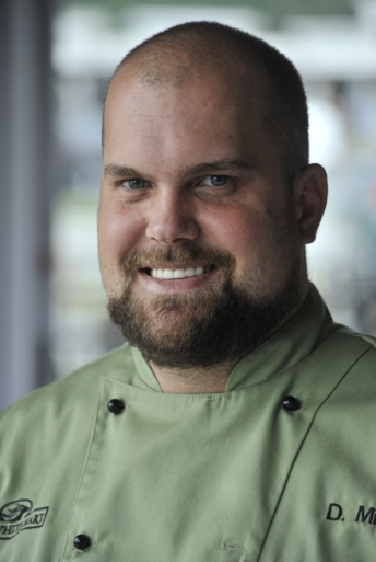 Chef David Miller