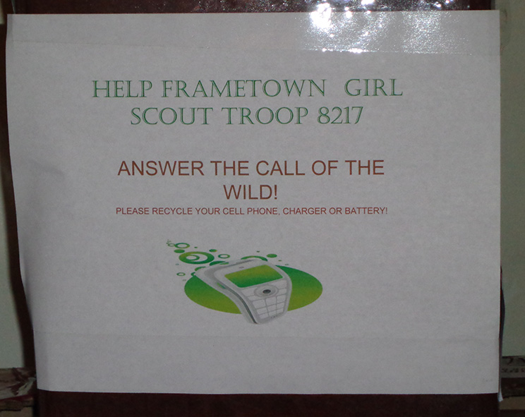 Help our troop answer the call of the wild!