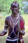 Maasai moran Anna Campbell