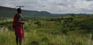 maasai radiotracking Kenya