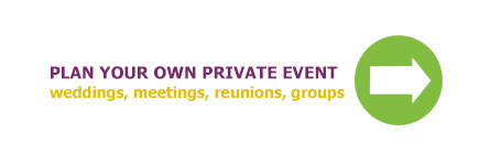 Plan Your Own Private Event