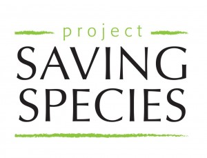 project saving species logo
