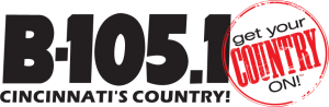 B-105 with get your country on circle