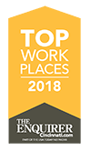 Tops work places logo from the enquirer