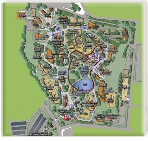 Cincinnati Zoo Map FOL map test   Cincinnati Zoo & Botanical Garden® Cincinnati Zoo Map